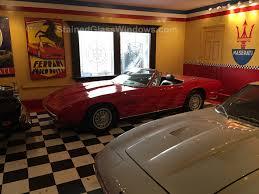 maserati garage wow custom made ferrari u0026 maserati clear beveled windows made for