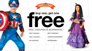 halloween costumes for kids target super deal buy one get one free costumes simply real moms