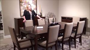 Kincaid Dining Room Furniture Elise Rectangular Dining Room Set By Kincaid Furniture Youtube
