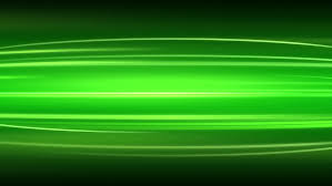 bright green flood lights disco background with horizontal strips