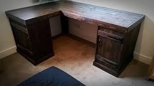 Desks For Corners Corner Desk Home Design Simple With Shelves Desks For