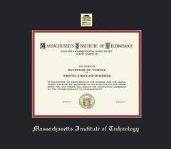 diploma frame size custom diploma frames certificate frames framing success mit