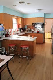 1960s Kitchen Kate U0027s 771 Kitchen Remodel She Shares Her Diy Lessons Retro