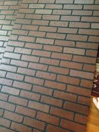 Interior Wall Paneling Home Depot by Appealing Faux Brick Panel Board Wall Panel Faux Brick Panels Home