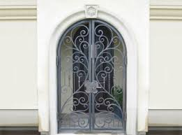ornamental iron entry doors orange county ca custom wrought