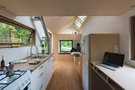 215 square feet the 215 square foot thow is completely off grid by design