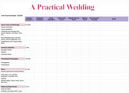 how to create a for you wedding budget apw