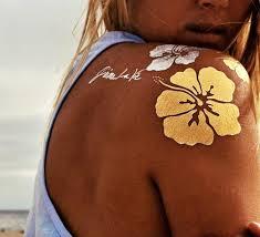 children newest henna waterproof fake tattoo stickers temporary