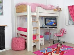 High Sleeper With Futon Collection In High Sleeper Bed With Futon With High Sleeper Bed