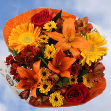 flower arrangement indian thanksgiving global