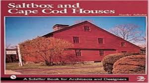 cape cod saltbox style house youtube
