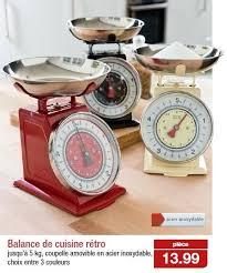 balance de cuisine retro aldi promotion balance de cuisine rétro produit maison aldi
