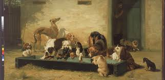 how the dog found a place in the family home u2013 from the victorian