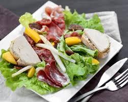 cuisine az com recette salade landaise