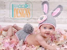 easter bunny hat easter bunny hat and cover set pdf crochet pattern
