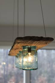 15 diy mason jar lights blue mason jars pendant lighting and