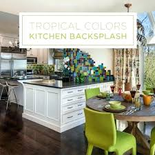 kitchen backsplash colors yellow kitchen backsplash vanessadore com