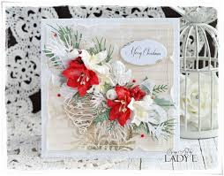 scrap art by lady e christmas cards wild orchid crafts dt