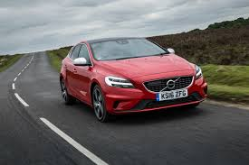 volvo hatchback interior volvo v40 review 2017 autocar