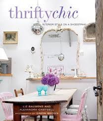 DIY Home Decorating Thrifty Chic Shoestring - Thrifty home decor