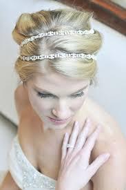 how to wrap wedding hair how to choose a wedding hair accessory bridalguide