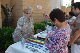 rosary makers rosary makers work to provide prayer for all las vegas