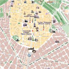 Spain Cities Map by Valencia Map