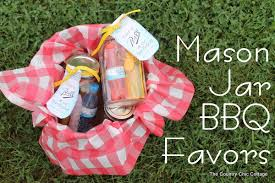 ultimate backyard bbq mason jar bbq party favors plus the ultimate backyard bbq the