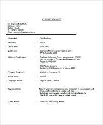 Seeking How To Civil Engineering Resume Software Engineering Manager Resume
