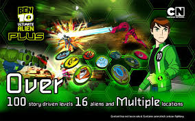 ben 10 xenodrome plus 1mobile com