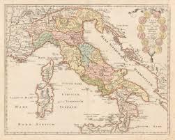 Vintage Chicago Map by Antique Map Of Italy Weigel 1720 Hjbmaps Com U2013 Hjbmaps Com