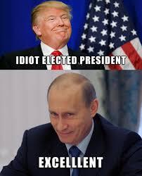 Meme Putin - happy putin donald trump know your meme
