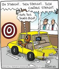 animated wrecked car crash testing cartoons and comics funny pictures from cartoonstock