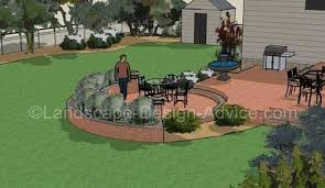 Patio Plans And Designs by Creative Patio Pictures And Ideas