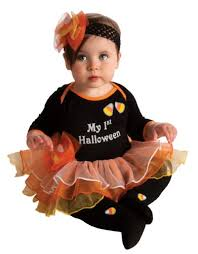 infants first halloween costume
