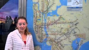 How To Read New York Subway Map by How To Navigate The New York City Subway System Youtube