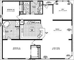 Skyline Manufactured Homes Floor Plans 10 Great Manufactured Home Floor Plans House Tiny Houses And Cabin