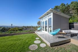Modular Guest House California Prefab Modern Sheds And Backyard Studios Studio Shed