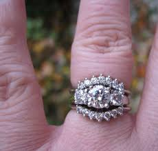 Stacked Wedding Rings by Please Show Me Your Stacked Rings E Rings Wedding Bands