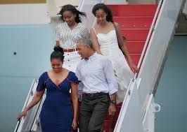 Obama Necker Island Barack And Michelle Obama Caribbean Vacation Essence Com