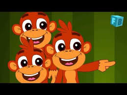 No More Monkeys Jumping On The Bed Song Five Little Monkeys Jumping On The Bed Children Nursery Rhyme