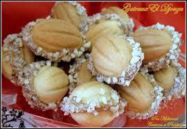 cuisine djouza algerian el djouza or walnut couscous and pudding