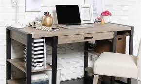 computer desk for small room set donchilei com