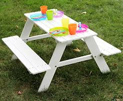 Kids Wooden Picnic Table Top 20 Best Outdoor Picnic Tables