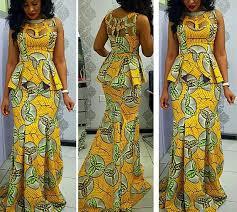 tenue africaine pour mariage robe africaine pour mariage photos de robes