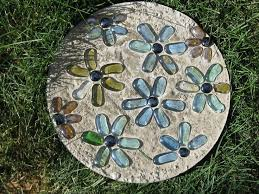 Garden Stone Craft - 29 best stepping stone ideas images on pinterest mosaic stepping