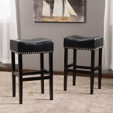 leather bar u0026 counter stools for less overstock com