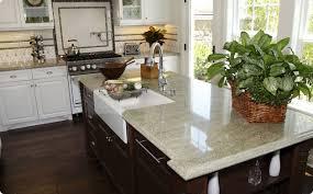Granite Countertops For Bathroom Vanities Charming Kitchen Island With Granite Countertop And Granite