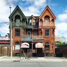 Mod Hous by House On Spadina Road Near My Apartment Accidentalwesanderson