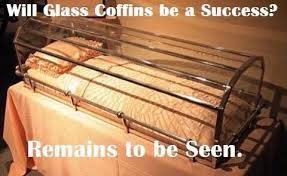 glass coffins pun